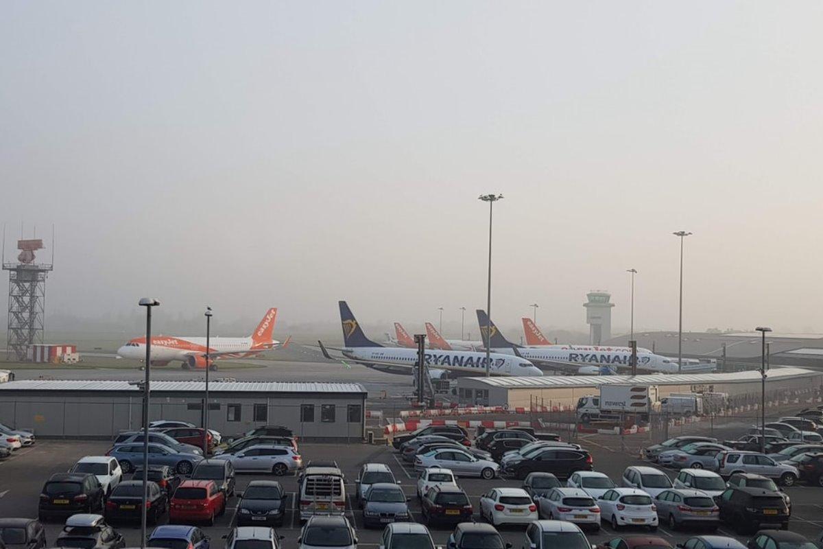 Parkplatz Frankfurt Airport