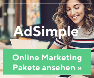 AdSimple Online Marketing Pakete