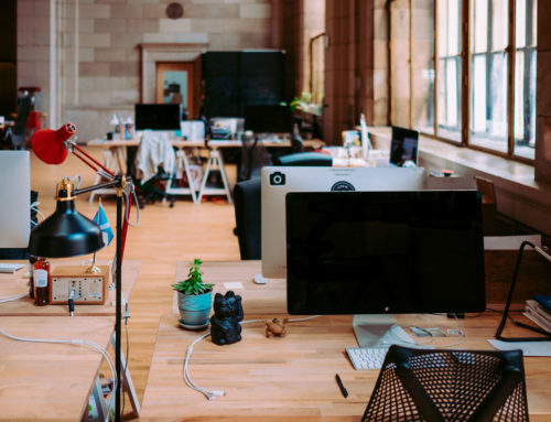Wieso sich gerade Start-Ups Büros mieten sollten