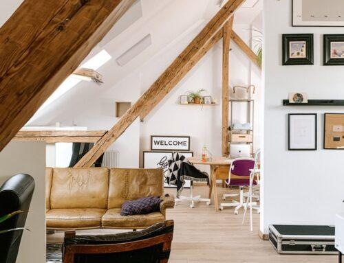 Homeoffice: Büro selbst ausbauen