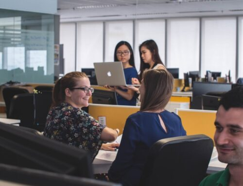 Digitale Sicherheit für Unternehmen