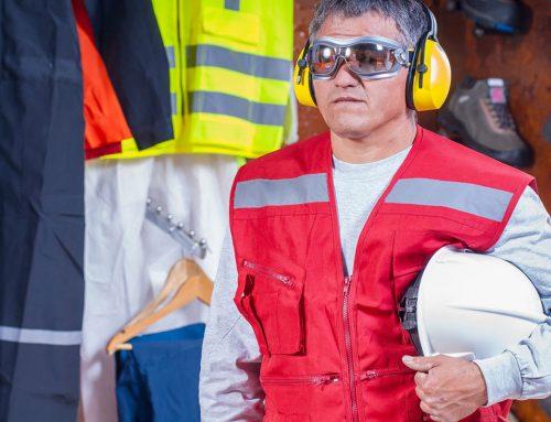 Arbeitsbekleidung mit UV-Schutz