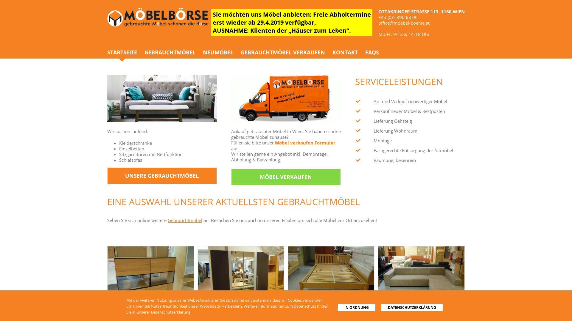 Möbelbörse Dölzl Schwendtbauer Og Wien Firmenwebseitenat